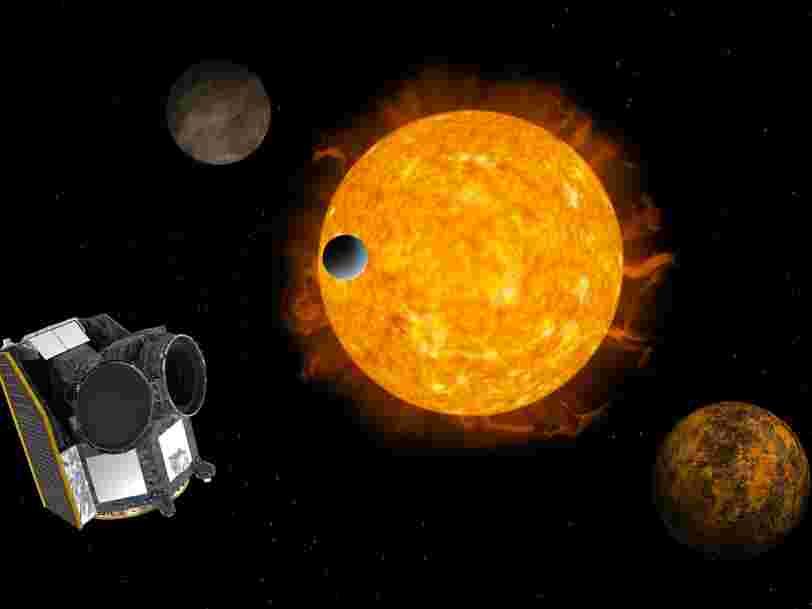 L'Agence spatiale européenne lance une mission clé pour étudier les exoplanètes