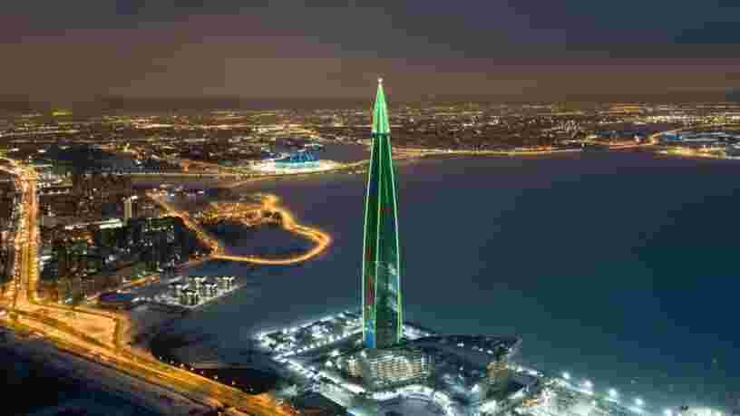 Voici 5 gratte-ciels achevés cette année qui ont battu le record de hauteur dans leur pays