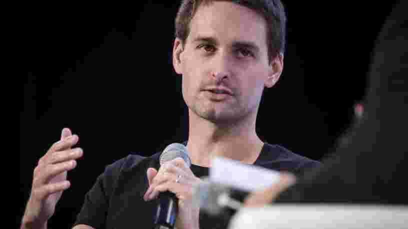 Evan Spiegel, le patron de Snapchat, a obtenu la nationalité française
