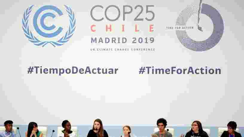Le bilan de la COP25 en chiffres : 90 M€ de budget, 27 000 participants, 1 jeune suédoise renommée, 0 avancée