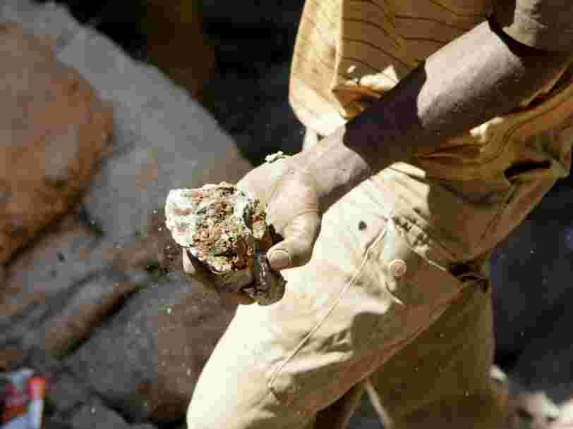Apple, Google et Tesla accusés d'avoir 'aidé et encouragé' l'exploitation d'enfants dans les mines de cobalt en RDC
