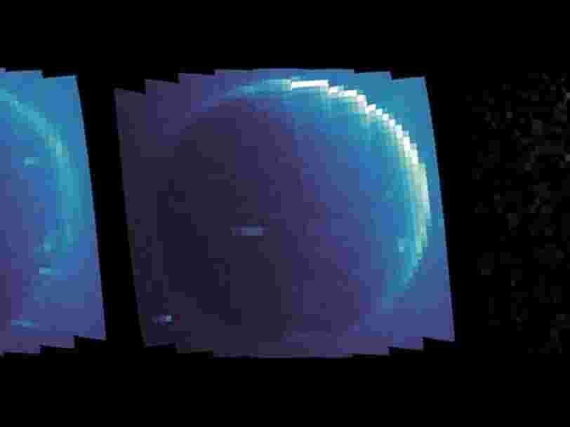 Voici le type d'aurores que vous pourriez voir sur Mars