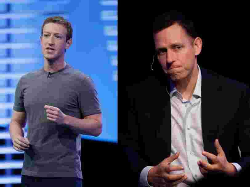 Mark Zuckerberg recevrait des conseils d'un proche de Donald Trump sur la façon dont le réseau social gère les publicités politiques