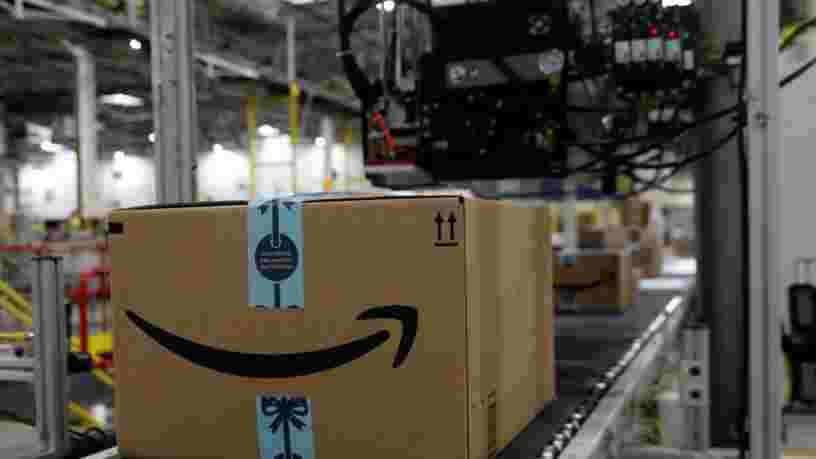 Amazon essaie de combattre les vendeurs qui proposent des produits récupérés dans les ordures