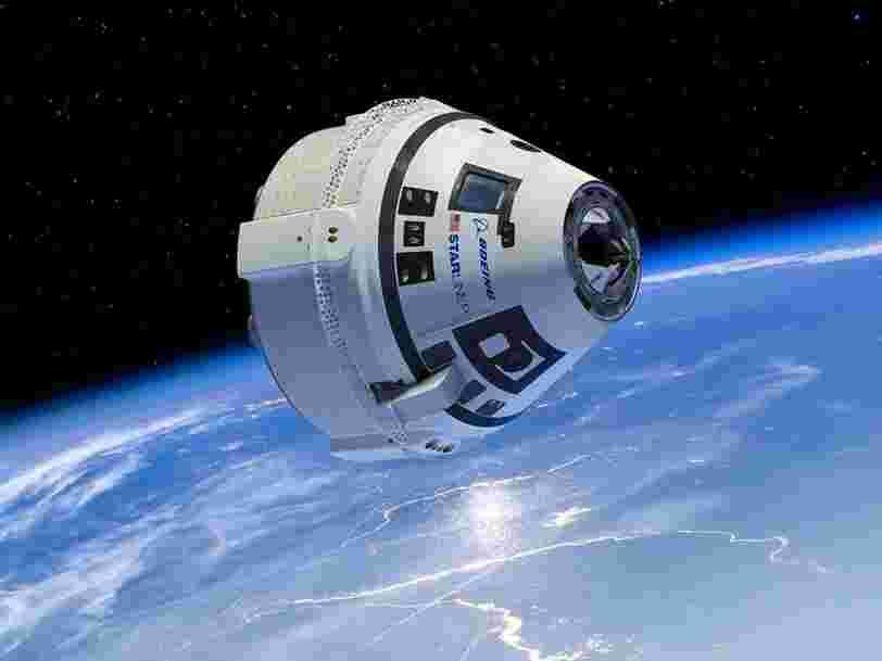 Boeing s'apprête à effectuer un vol crucial pour la sécurité des astronautes de sa future navette spatiale
