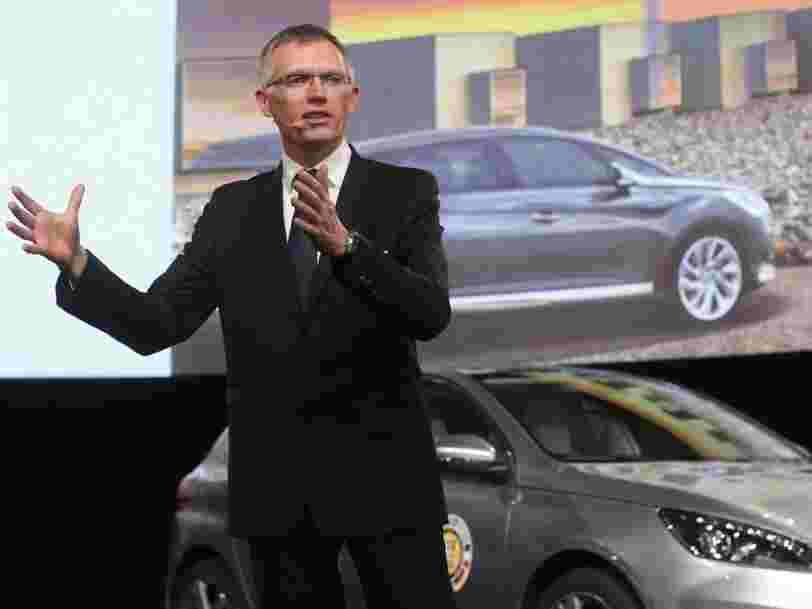 PSA et Fiat Chrysler officialisent leur mariage en signant un accord de fusion