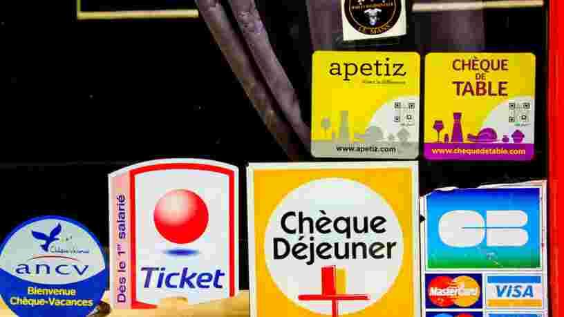 Edenred, Sodexo... Les émetteurs de titres restaurant lourdement sanctionnés pour avoir 'verrouillé le marché'