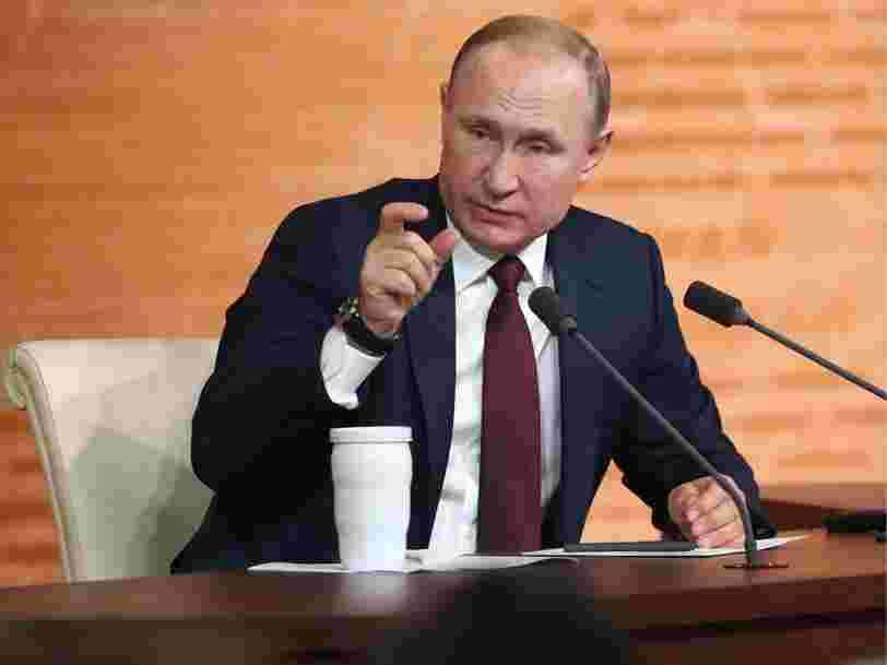 La Russie a dévoilé son bouclier spatial destiné à détecter le lancement de missiles balistiques