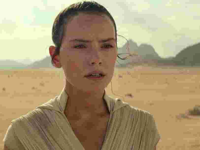 Le nouveau 'Star Wars' devrait rapporter 450 M$ pour son lancement, malgré des critiques négatives