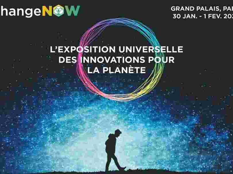Nicolas Hulot, Bertrand Piccard et Julie Chapon interviendront au sommet ChangeNOW fin janvier à Paris
