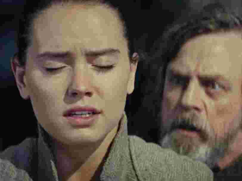 'Star Wars' : 12 indices sur la véritable identité de Rey que vous aviez peut-être ratés dans la trilogie