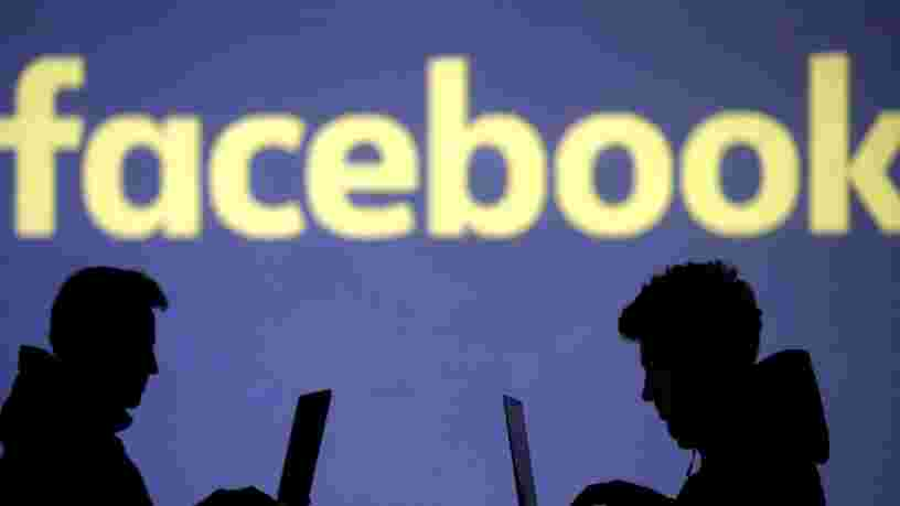 Facebook a supprimé 600 faux comptes liés à un site conspirationniste pro-Trump