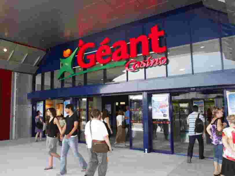 Le patron de la transformation digitale du groupe Casino dit que les distributeurs doivent devenir des acteurs de la tech