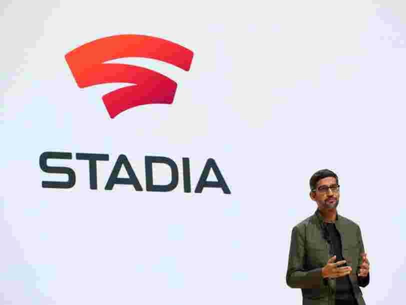 Google a curieusement acheté un studio dont un seul jeu vidéo est en production