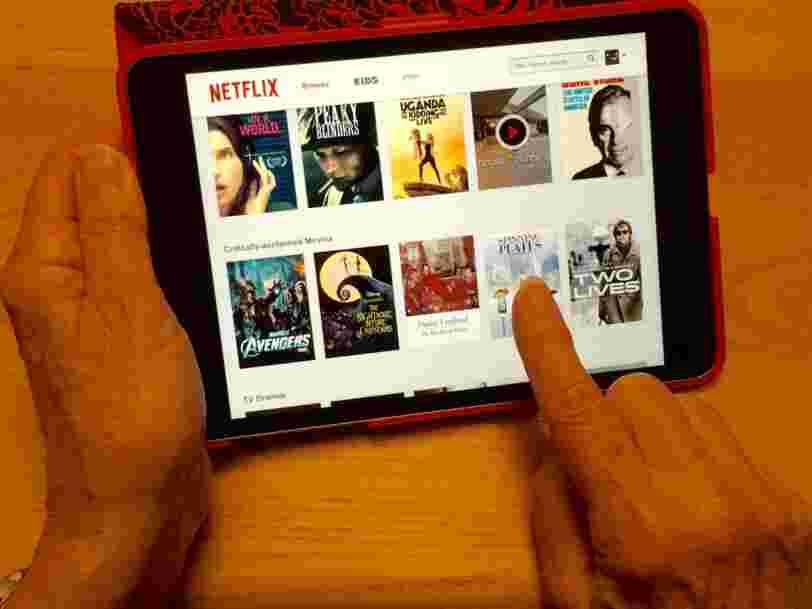 Netflix ferait plus d'audience que C8 ou BFMTV, selon une étude des professionnels du cinéma
