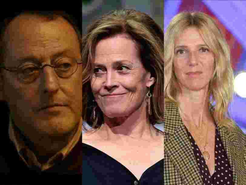 'Dix pour cent' : de Sigourney Weaver à Jean Reno, voici les stars qui participent à la saison 4