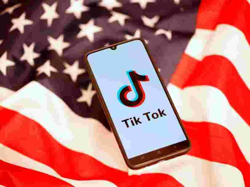 La maison-mère de TikTok dément vouloir vendre ses parts dans l'application
