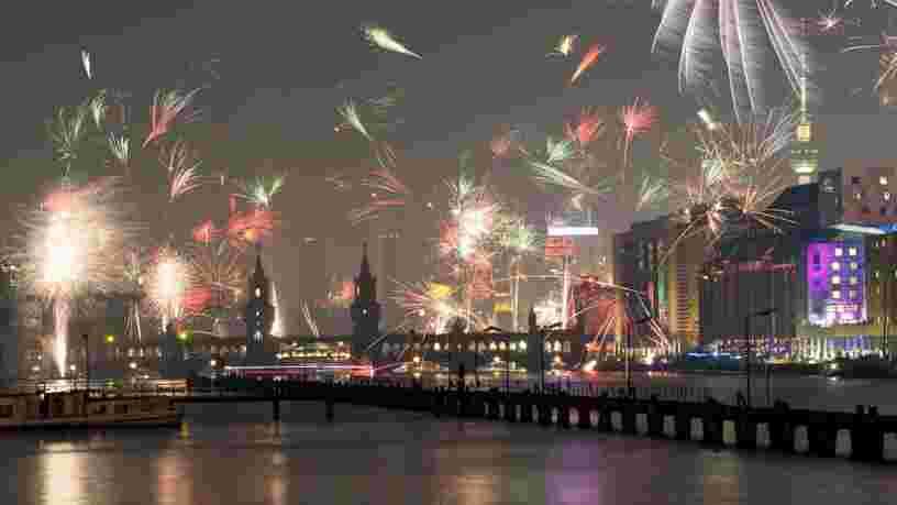 Les 15 destinations européennes les plus populaires pour le Nouvel An
