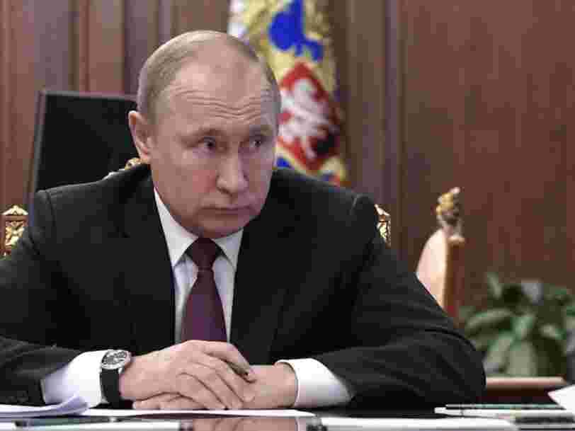 La Russie déploie le missile hypersonique Avangard, son 'arme absolue'