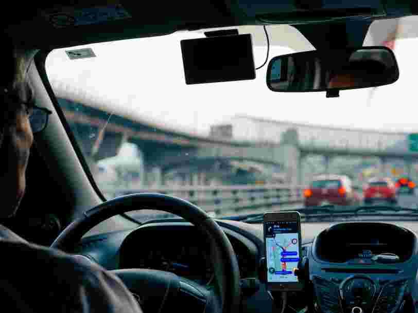Uber France porte plainte pour 'vandalisme' contre des chauffeurs mécontents de la plateforme