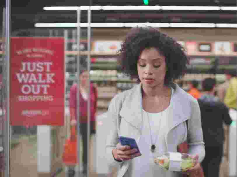 Amazon inspire Carrefour avec son épicerie sans caisse — mais les distributeurs chinois ont trouvé un moyen plus simple d'éviter les files d'attente