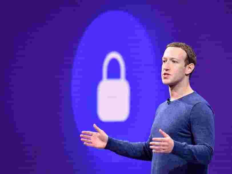 Voici pourquoi Facebook, Google et les autres grandes entreprises de la tech mettent à jour leur politique de confidentialité en 2020