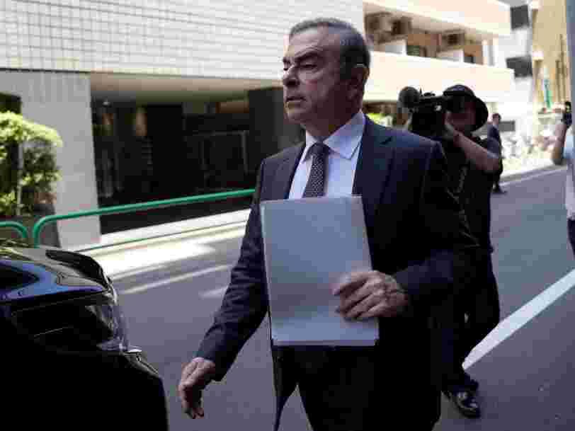 Carlos Ghosn : une enquête a été ouverte en Turquie pour tenter de retracer sa fuite jusqu'au Liban