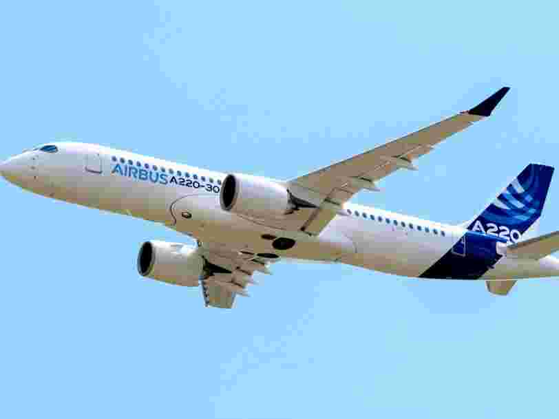 Airbus est le premier constructeur aéronautique mondial devant Boeing pour la première fois depuis 2011