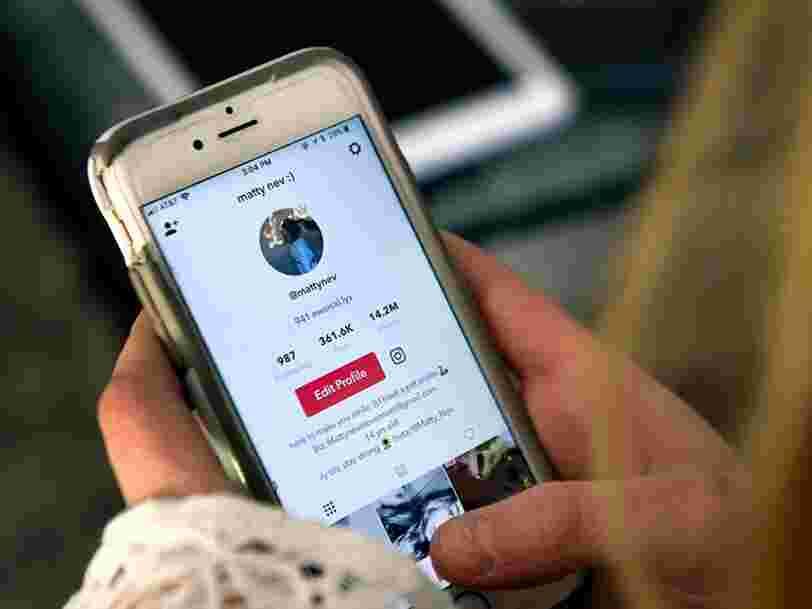 TikTok assure que la Chine n'a fait aucune demande de retrait de contenu ni d'accès à des données contrairement aux États-Unis