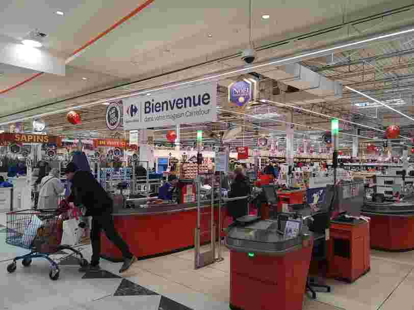 Pourquoi Carrefour a racheté la startup de livraison de repas Dejbox