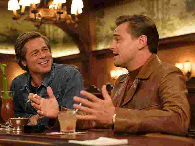 "Le palmarès complet des Golden Globes 2020, dominé par ""Once Upon a Time in Hollywood"" et les séries HBO"