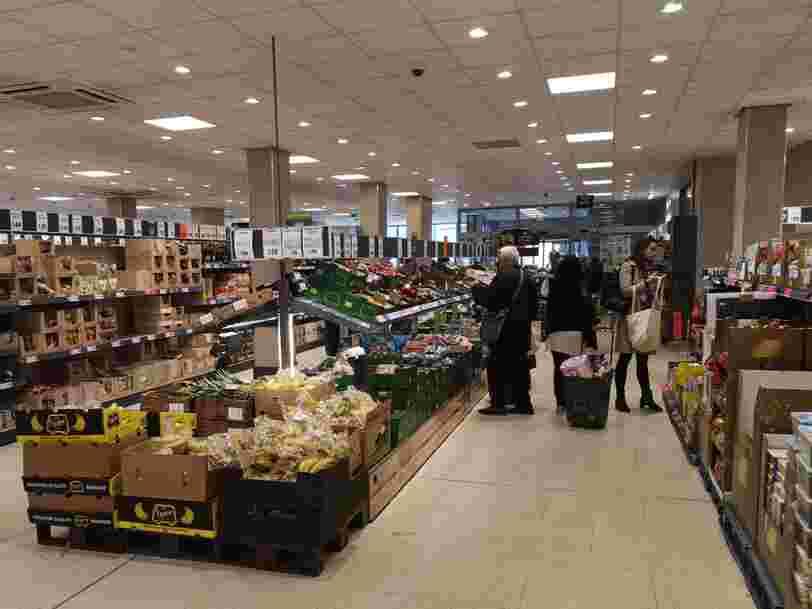 Lidl prévoit 50 ouvertures de magasins par an avec Leclerc dans le viseur
