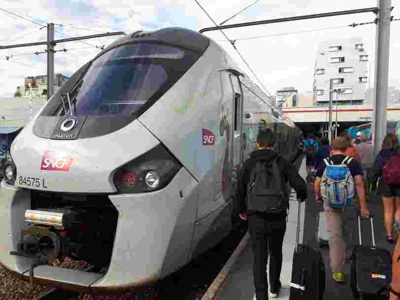 La grève des cheminots a déjà entraîné 'près de 600 M€' de manque à gagner pour la SNCF