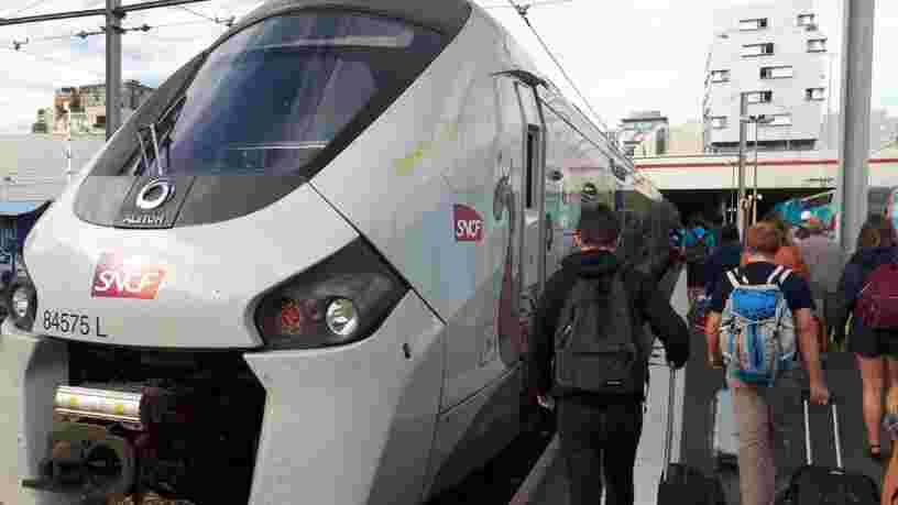 L'Europe a fait un premier pas pour contraindre la SNCF à mieux rembourser le retard de ses trains