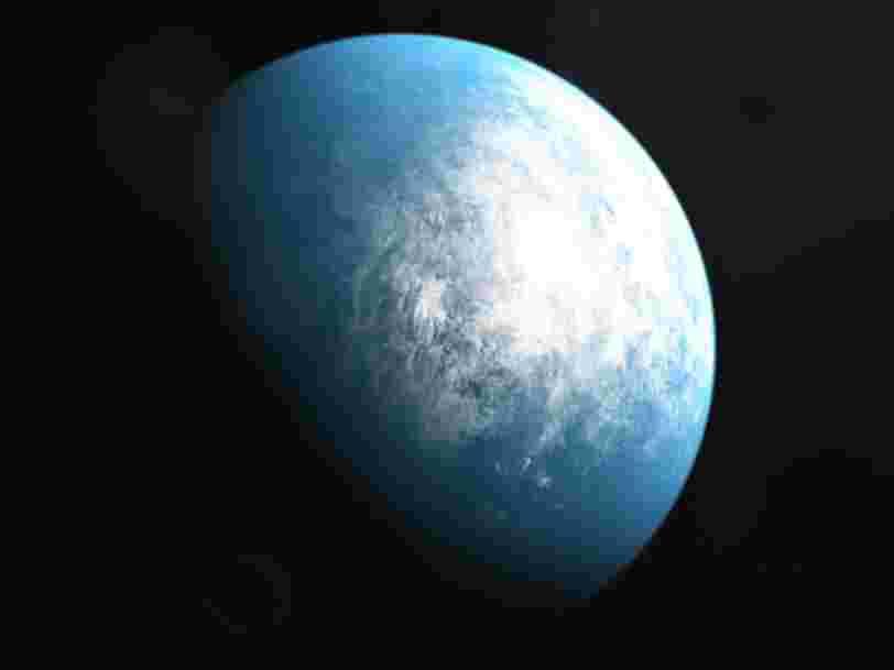 La NASA a découvert une exoplanète qui fait presque la taille de la Terre dans la zone dite 'habitable' de son étoile