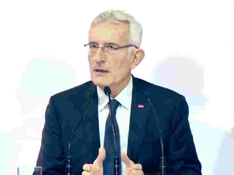 Le patron de la SNCF va mieux payer les jeunes en début de carrière pour réussir la transformation du groupe ferroviaire