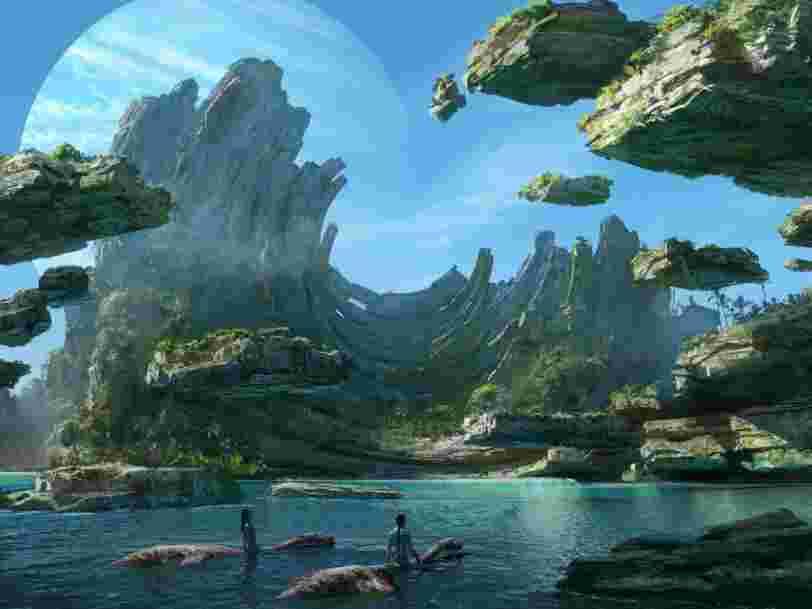 James Cameron donne un aperçu d'Avatar 2 avec des concepts arts de Pandora