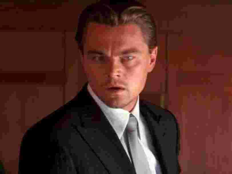 Même Leonardo DiCaprio n'a 'aucune idée' de ce qu'il se passe à la fin d''Inception'