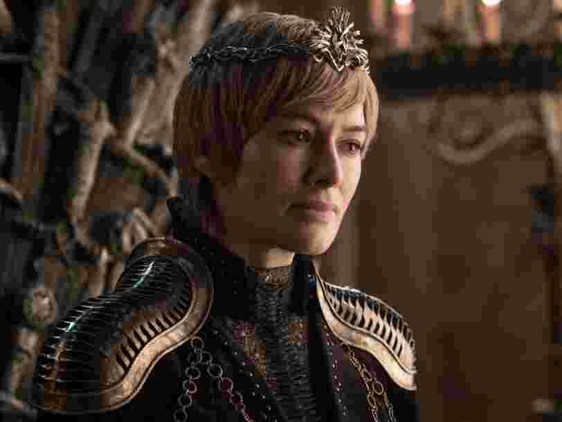 Game of Thrones : encore des questions sur la grossesse de Cersei après l'épisode 1 de la saison 8
