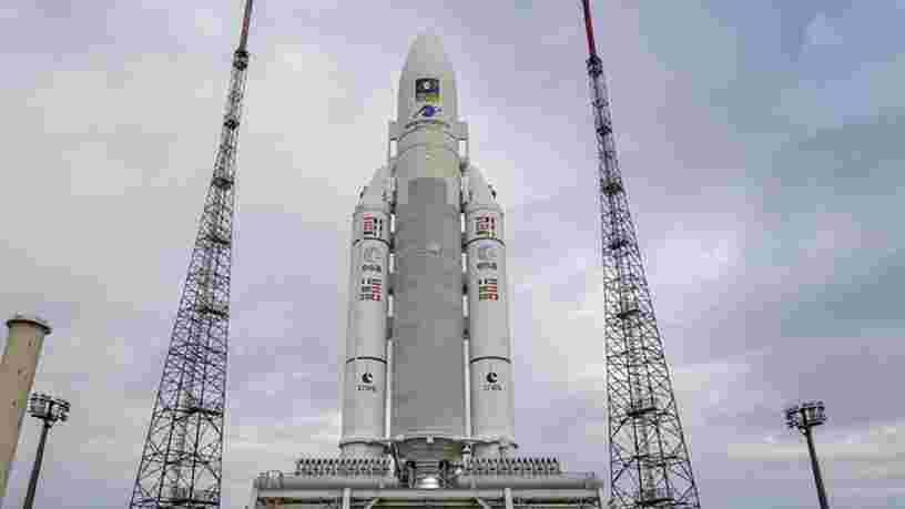 Arianespace compte presque doubler son record de lancements en 2020 avec 22 au programme
