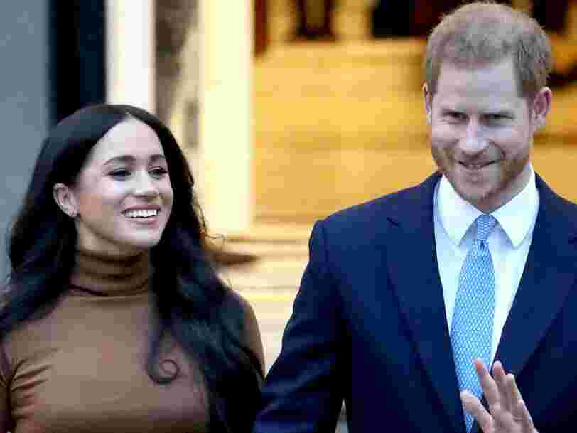 Le prince Harry et Meghan Markle ont rénové leur résidence aux frais du contribuable avant de renoncer à leurs fonctions