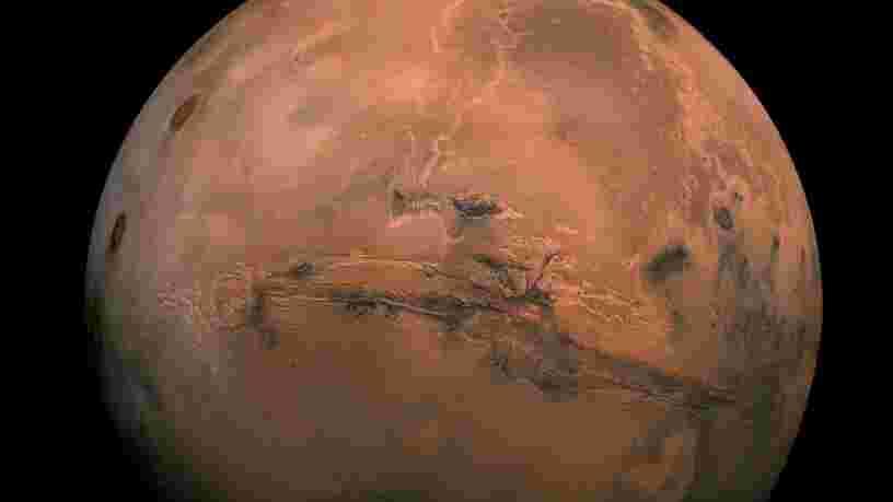 Les possibilités d'une vie extraterrestre sur Mars viennent de se renforcer, grâce au robot Curiosity de la NASA