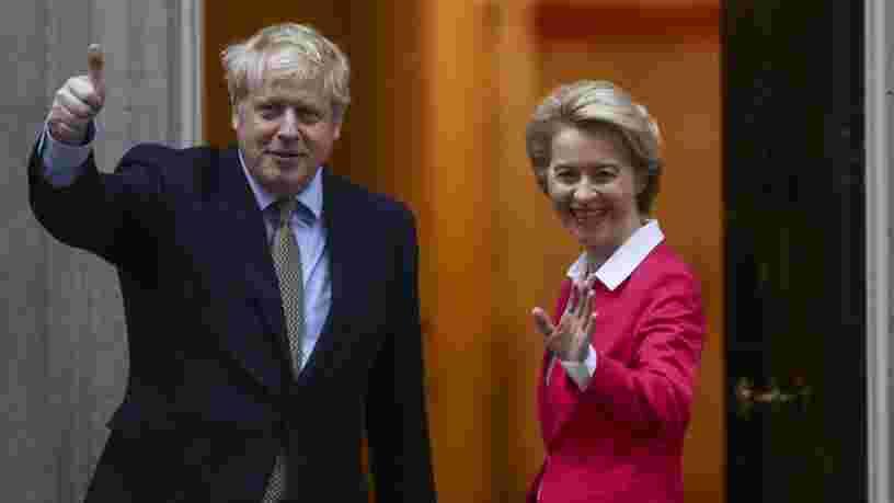 Les députés britanniques donnent leur accord pour un Brexit le 31 janvier