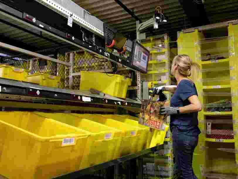 Amazon officialise l'ouverture d'un nouveau centre dans l'Oise et promet 500 emplois