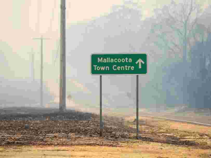 Jeff Bezos annonce qu'Amazon va faire don d'1 M de dollars australiens pour aider l'Australie à se remettre des feux dévastateurs