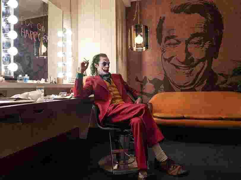 'Joker' et les films Netflix dominent les nominations aux Oscars, voici la liste complète