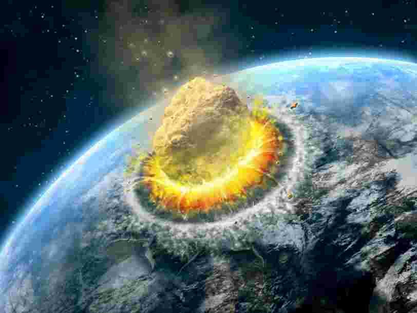 Des scientifiques auraient enfin trouvé le cratère d'un des plus grands crashs de météorites de l'histoire de la Terre