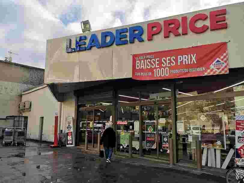 Casino et Aldi se seraient mis d'accord sur le prix des Leader Price à céder