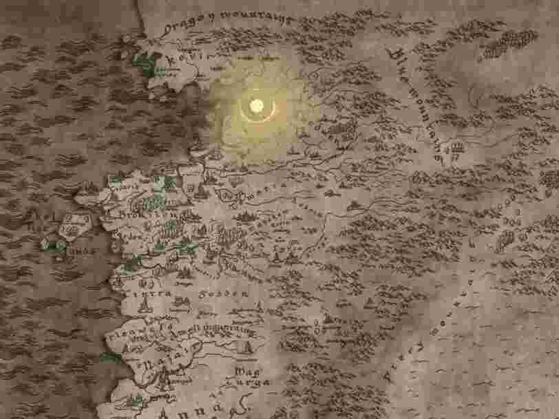 Vous ne comprenez rien à The Witcher ? Netflix a créé une carte interactive pour vous aider