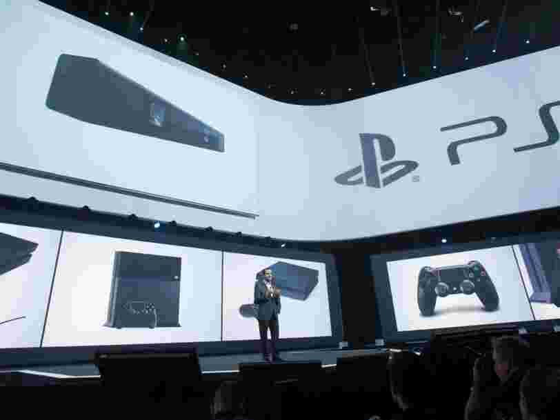 Sony ne sera pas présent à l'E3 et n'y donnera pas de nouveaux détails sur la PlayStation 5